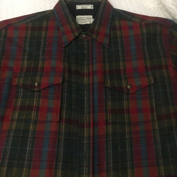 Pendleton Other - Pendleton Wool Shirt